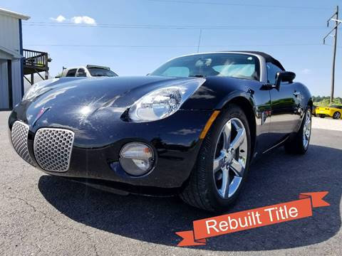 2007 Pontiac Solstice for sale in Campbellsville, KY