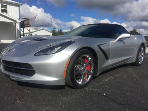 2014 Chevrolet Corvette For Sale In Campbellsville, KY