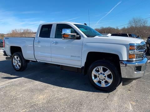 2016 Chevrolet Silverado 2500HD for sale in Campbellsville, KY
