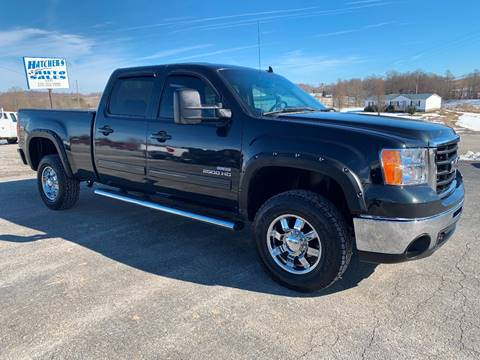 2010 GMC Sierra 2500HD for sale in Campbellsville, KY