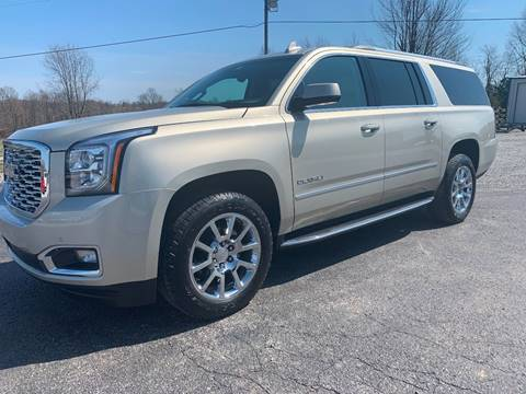 2016 GMC Yukon XL for sale in Campbellsville, KY