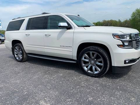 2015 Chevrolet Suburban for sale in Campbellsville, KY