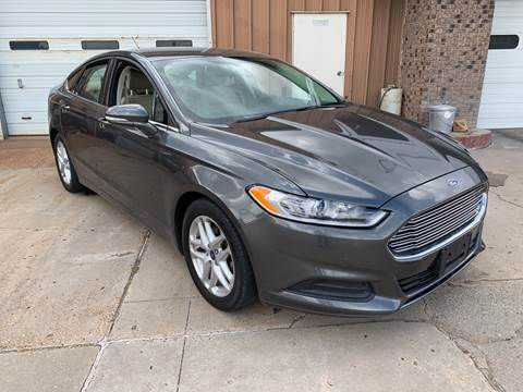 2015 Ford Fusion for sale in Hayti, MO