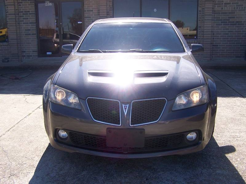 2008 Pontiac G8 Gt In Houston Tx Buyers Select Automotive