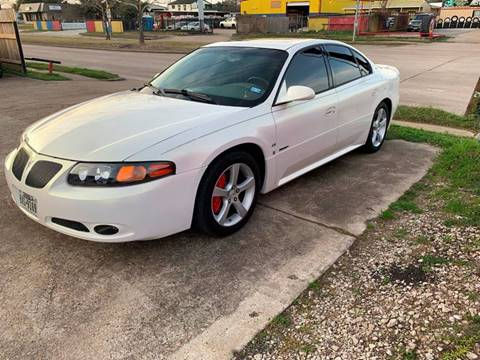 2005 Pontiac Bonneville for sale in Houston, TX