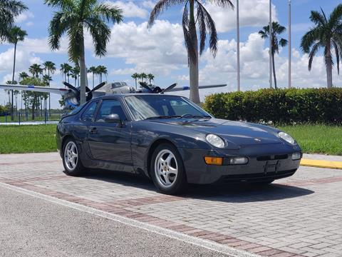 1992 Porsche 968 for sale in Miami, FL