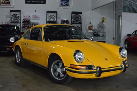 1972 Porsche 911 for sale at Vertex Automotive in Miami FL
