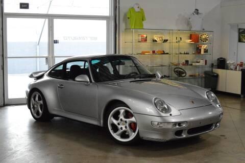 1997 Porsche 911 Turbo for sale at Vertex Automotive in Miami FL