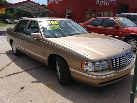 1999 Cadillac DeVille for sale in Carthage, MO