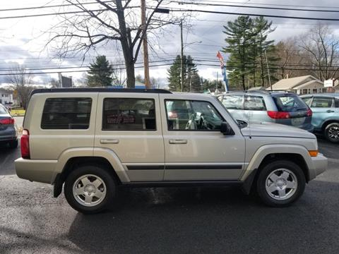 2009 Jeep Commander for sale in Colonie, NY