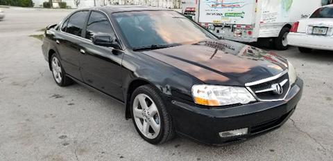Acura TL For Sale In Fort Lauderdale FL Carsforsalecom - Acura of fort lauderdale