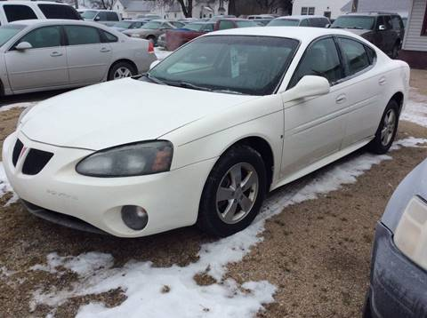 2007 Pontiac Grand Prix for sale at Kimpton Auto Sales in Wells MN