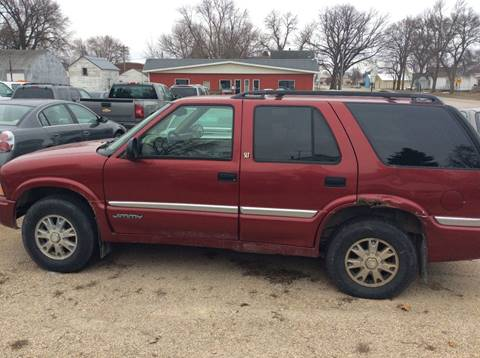 1998 GMC Jimmy for sale in Wells, MN