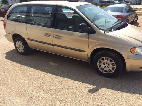 2001 Dodge Grand Caravan for sale in Wells, MN