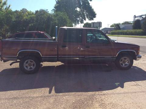 1999 Chevrolet C/K 2500 Series for sale in Wells, MN