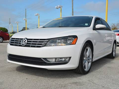 2012 Volkswagen Passat For Sale At JOSE @ American Cars Approved In  Seminole FL