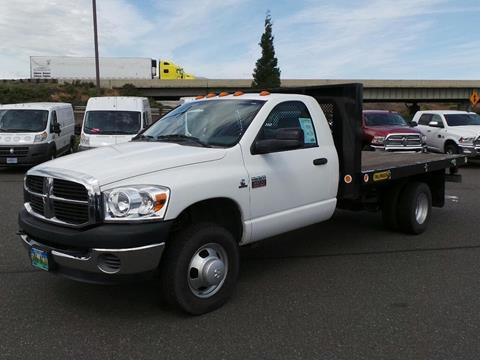 2007 Dodge Ram Chassis 3500 for sale in The Dalles, OR
