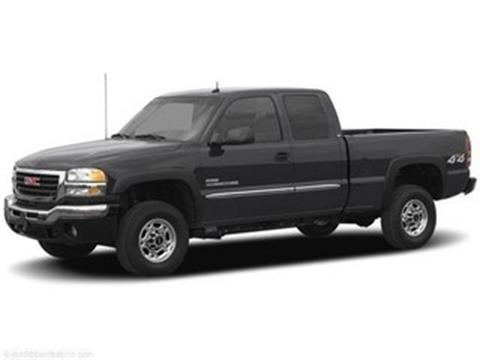 2006 GMC Sierra 2500HD for sale in The Dalles, OR