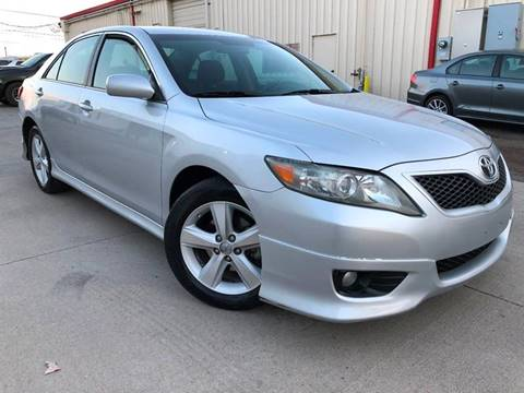 2010 Toyota Camry for sale at Zapp Motors in Englewood CO