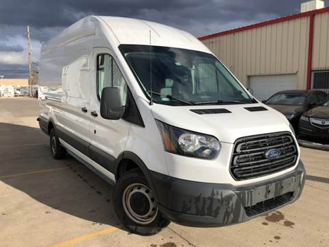 2016 Ford Transit Cargo for sale at Zapp Motors in Englewood CO