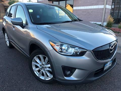 2014 Mazda CX-5 for sale at Zapp Motors in Englewood CO