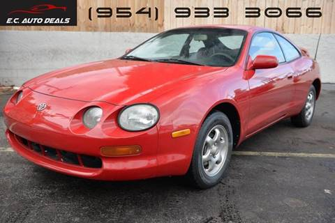 1994 Toyota Celica For Sale Carsforsale Com 174