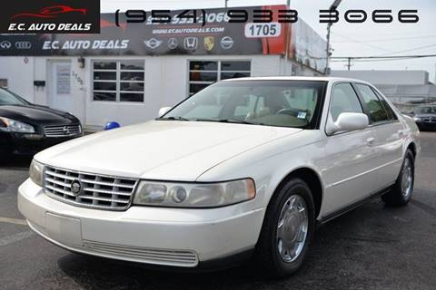 2001 Cadillac Seville Sls In Pompano Beach Fl Ec Auto Deals