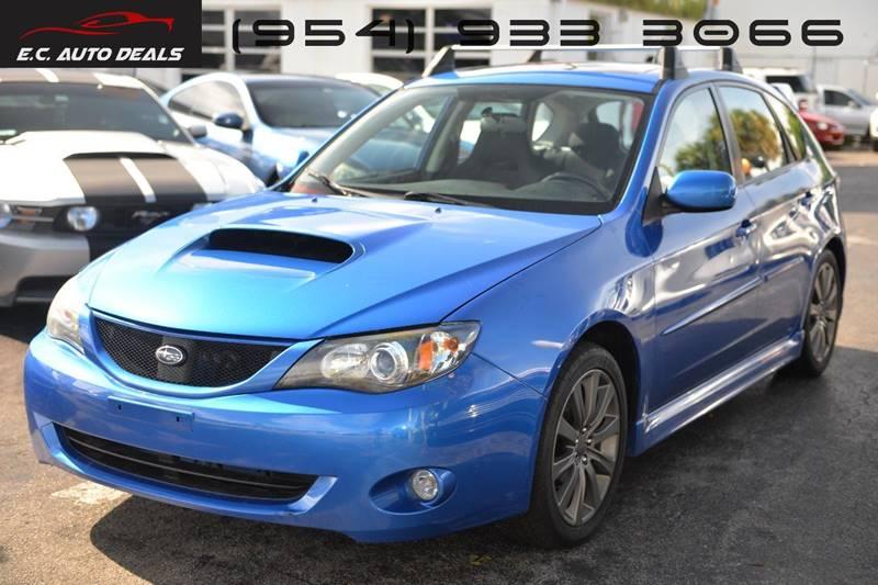 2010 Subaru Impreza Wrx Premium Ec Auto Deals