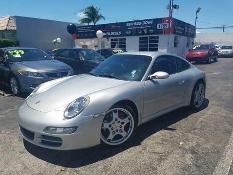 2006 Porsche 911 for sale in Pompano Beach, FL