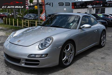 2006 Porsche 911 for sale in Pompano Beach, FL