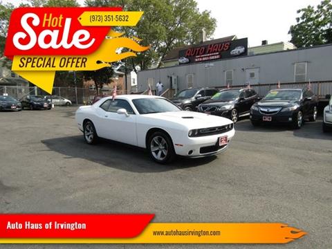 2019 Dodge Challenger for sale in Irvington, NJ