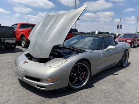 2001 Chevrolet Corvette for sale at Superior Auto Mall of Chenoa in Chenoa IL
