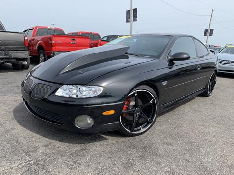 2004 Pontiac GTO for sale at Superior Auto Mall of Chenoa in Chenoa IL