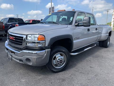 2006 GMC Sierra 3500 for sale in Chenoa, IL