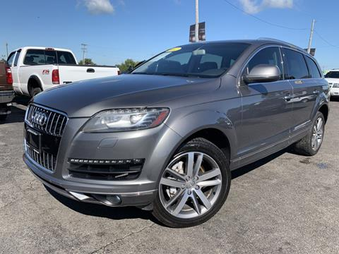 2012 Audi Q7 for sale in Chenoa, IL