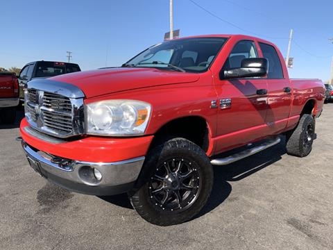 2008 Dodge Ram Pickup 2500 for sale at Superior Auto Mall of Chenoa in Chenoa IL