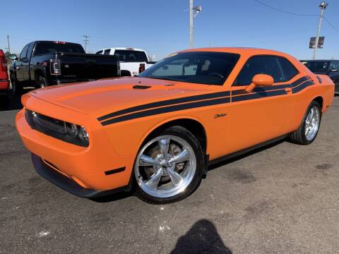 2012 Dodge Challenger for sale at Superior Auto Mall of Chenoa in Chenoa IL