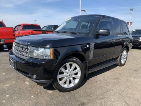 2011 Land Rover Range Rover for sale at Superior Auto Mall of Chenoa in Chenoa IL