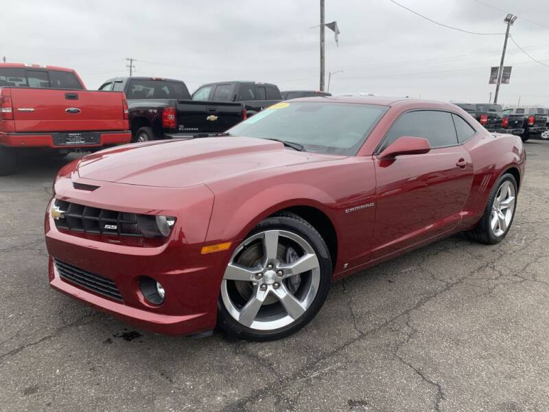 2010 Chevrolet Camaro for sale at Superior Auto Mall of Chenoa in Chenoa IL