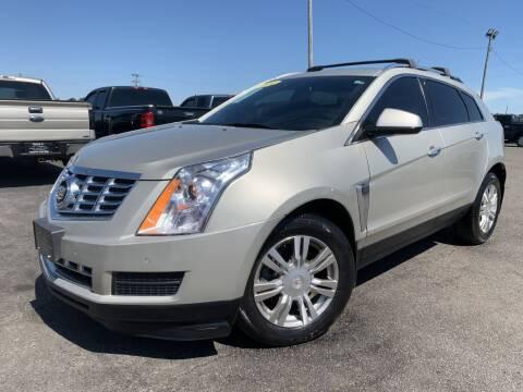 2014 Cadillac SRX for sale at Superior Auto Mall of Chenoa in Chenoa IL