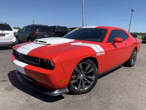 2013 Dodge Challenger for sale at Superior Auto Mall of Chenoa in Chenoa IL