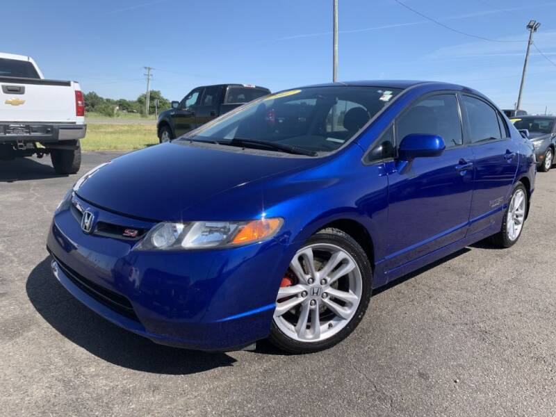 2007 Honda Civic for sale at Superior Auto Mall of Chenoa in Chenoa IL