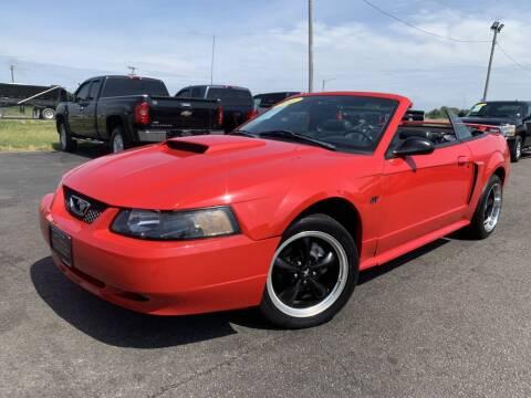 2003 Ford Mustang for sale at Superior Auto Mall of Chenoa in Chenoa IL