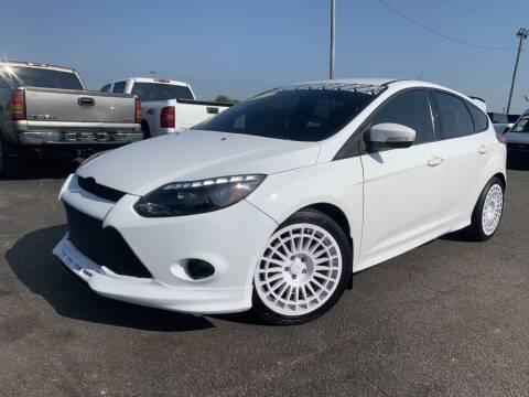 2013 Ford Focus for sale at Superior Auto Mall of Chenoa in Chenoa IL