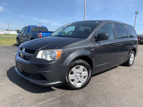 2011 Dodge Grand Caravan for sale at Superior Auto Mall of Chenoa in Chenoa IL