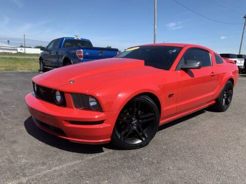 2007 Ford Mustang for sale at Superior Auto Mall of Chenoa in Chenoa IL
