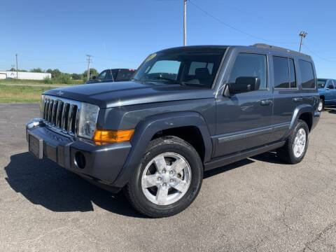2007 Jeep Commander for sale at Superior Auto Mall of Chenoa in Chenoa IL