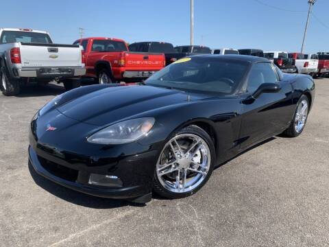 2007 Chevrolet Corvette for sale at Superior Auto Mall of Chenoa in Chenoa IL
