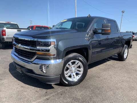 2017 Chevrolet Silverado 1500 for sale at Superior Auto Mall of Chenoa in Chenoa IL