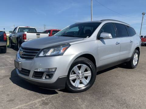 2013 Chevrolet Traverse for sale at Superior Auto Mall of Chenoa in Chenoa IL